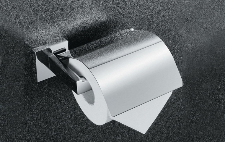 Metal Toilet Paper Cover