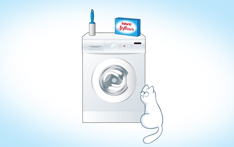 How To Get Cat Hair Off Clothes In Dryer