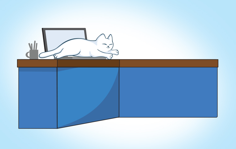 Phenomenal Stop Your Cat From Jumping On Counters Desks And Tables Interior Design Ideas Gentotthenellocom