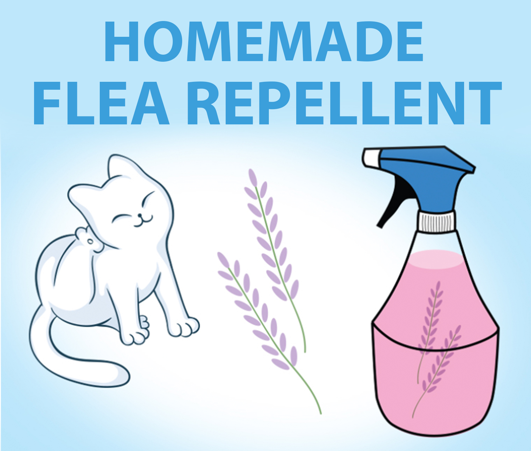 Flea Sprays – Hacks For Cats